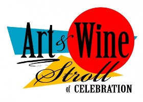 Wine and Art Stroll